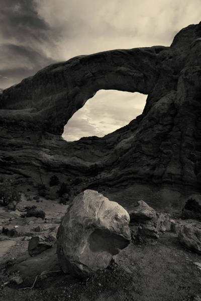 Photograph - Arches Np Xiv Toned by David Gordon