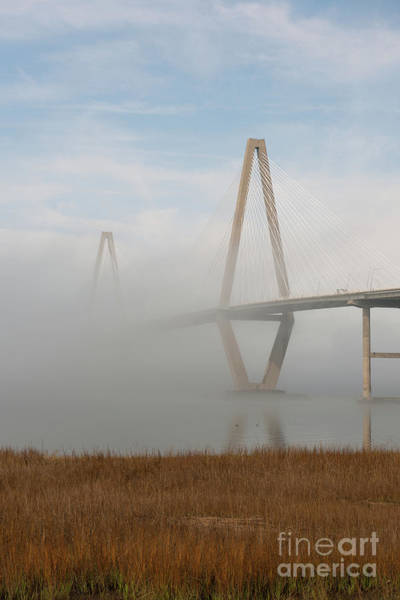 Photograph - Arches Of Fog by Dale Powell