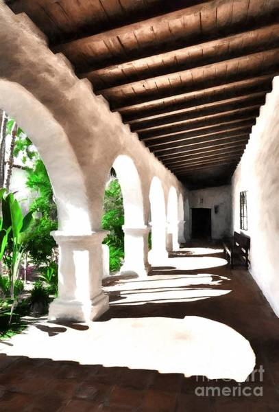 Photograph - Arches Of Southern California by Mel Steinhauer
