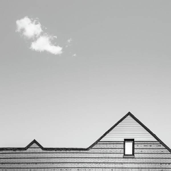 Crop Photograph - Architectural Ekg by Scott Norris