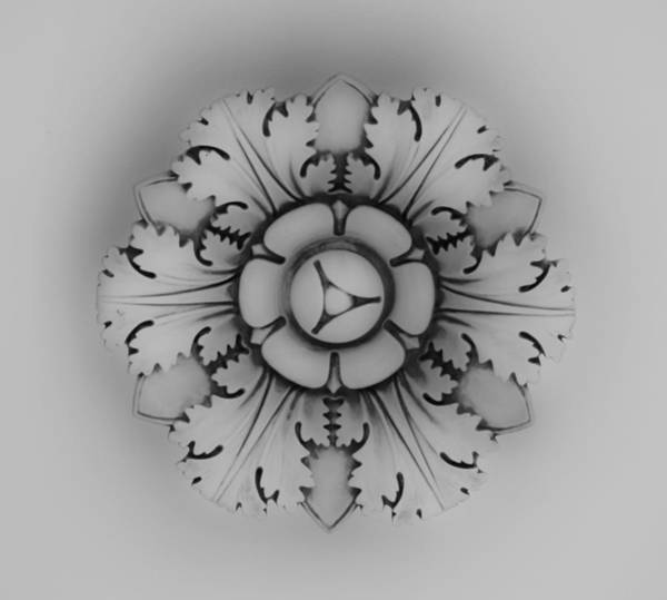 J Paul Getty Photograph - Architectural Element 1 by Teresa Mucha