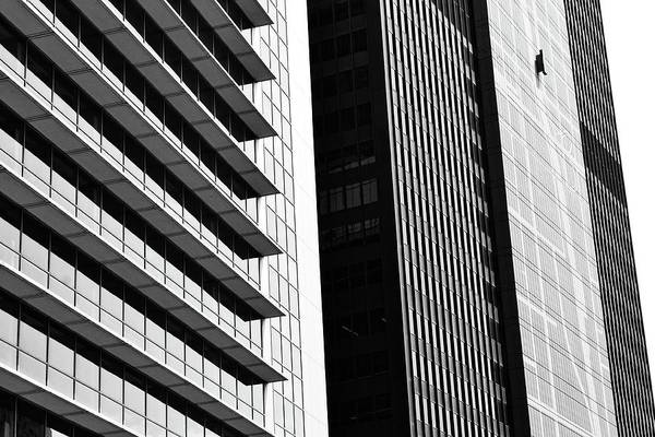 Photograph - Architectural Pattern Study 3.0 by Michelle Calkins