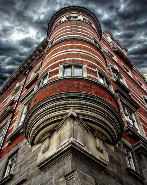 Photograph - Architectural Wonder by Anthony Dezenzio