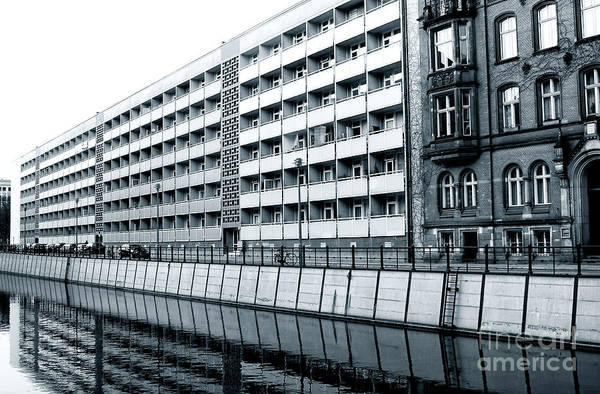 Wall Art - Photograph - Architecture Along The Spree River by John Rizzuto