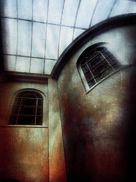 Wall Art - Photograph - Architecture Digital Painting  by Tom Gowanlock