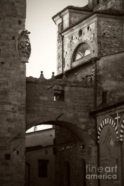 Photograph - Architecture Of Pistoia by Prints of Italy