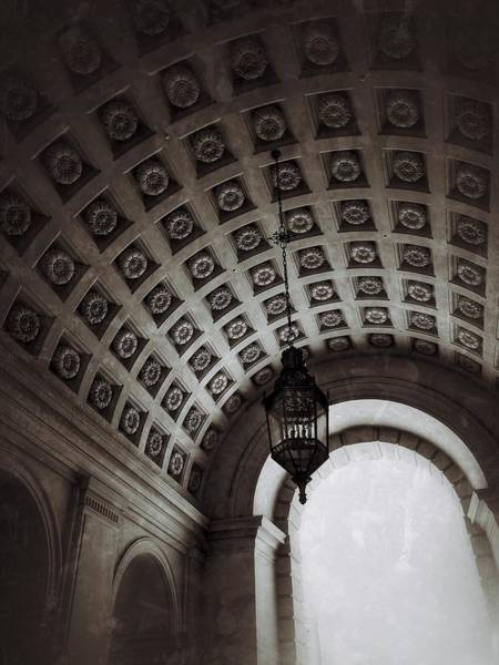 Photograph - Archway by Joseph Caban