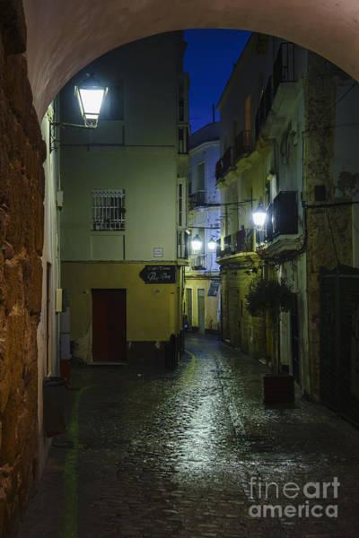Photograph - Arco De Los Blanco Cadiz Spain by Pablo Avanzini
