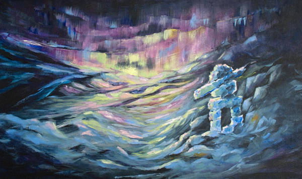 Painting - Arctic Experience by Joanne Smoley