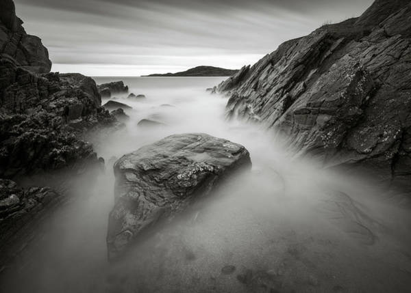 Wall Art - Photograph - Ardalanish Beach by Dave Bowman