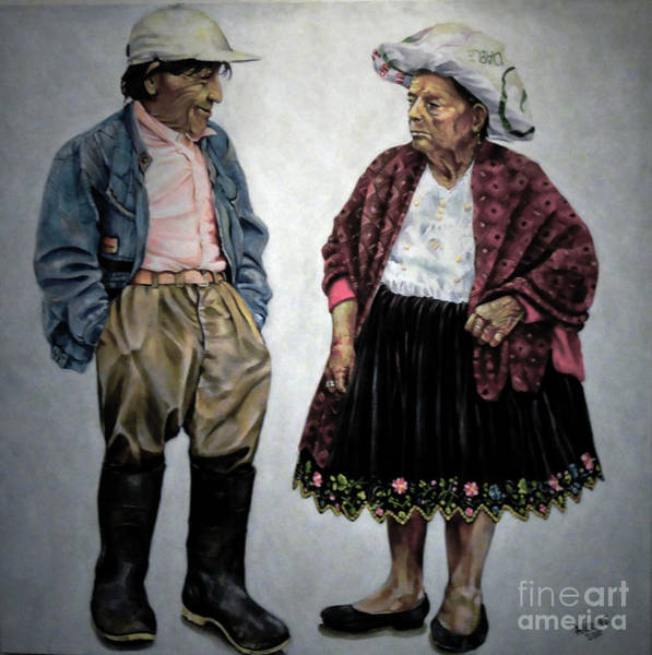 Wall Art - Photograph - Are You Going To Town Like That? by Al Bourassa