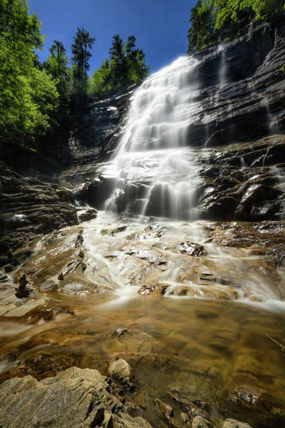 Photograph - Arethusa Falls by Robert Clifford