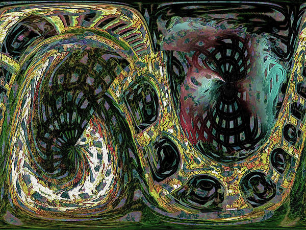 Digital Art - Aria by Wendy J St Christopher