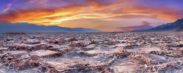 Death Valley Photograph - Arid Delight by Az Jackson