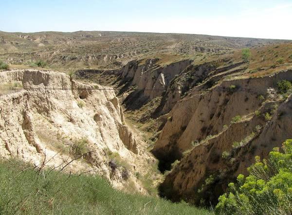 Photograph - Arikaree Breaks Canyon by Keith Stokes