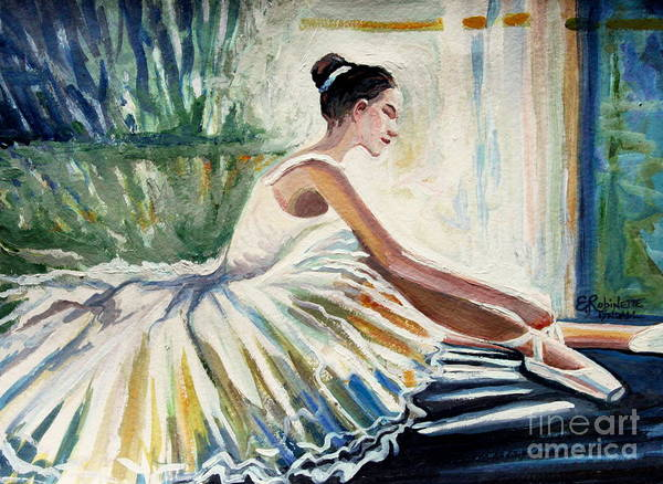 Painting - Arise by Elizabeth Robinette Tyndall
