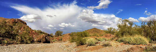 Photograph - Arizona Clouds by James Eddy