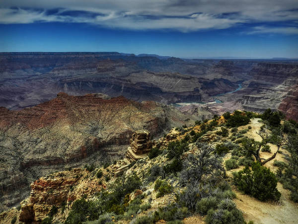 Photograph - Arizona - Grand Canyon 001 by Lance Vaughn