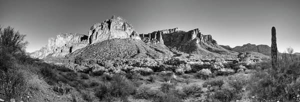 Superstition Mountains Photograph - Arizona Mountains by Robert Hayton