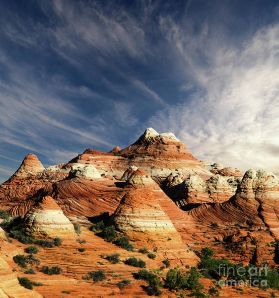 Wall Art - Photograph - Arizona North Coyote Buttes by Bob Christopher