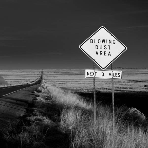 Straight Ahead Wall Art - Photograph - Arizona Road by Avril Christophe