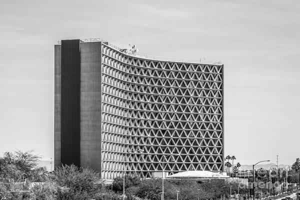 Photograph - Arizona State University Manzanita Hall by University Icons
