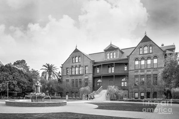 State College Photograph - Arizona State University Old Main by University Icons