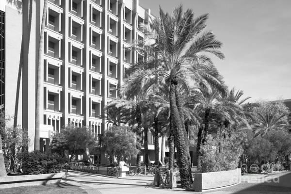 Photograph - Arizona State University Statistical Sciences by University Icons