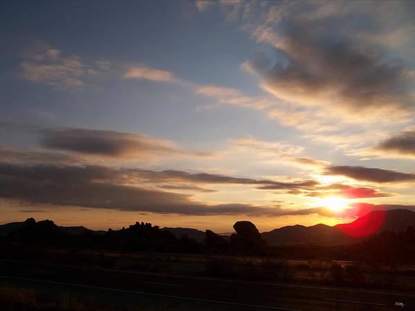 Paisaje Photograph - Arizona Sunrise by Glenn McCarthy Art and Photography
