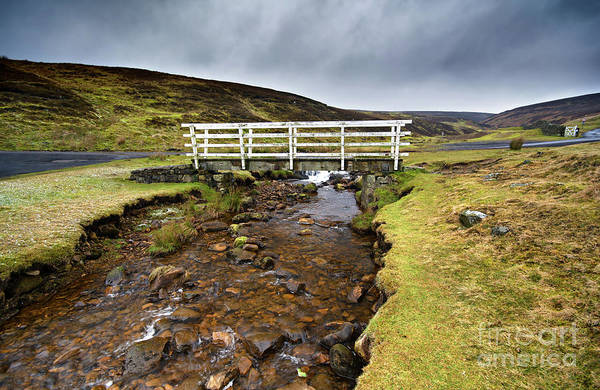Yorkshire Wall Art - Photograph - Arkengathdale by Smart Aviation