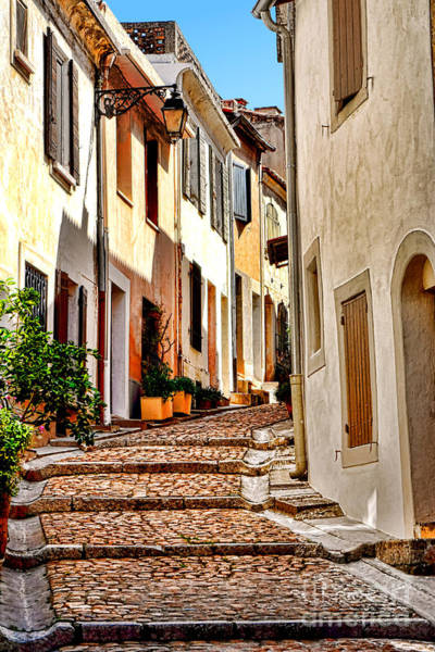 Wall Art - Photograph - Arles by Olivier Le Queinec