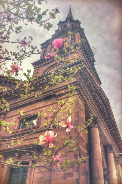 Photograph - Arlington Street Church - Boston by Joann Vitali