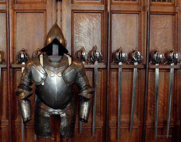 Photograph - Armor And Swords by Coleman Mattingly