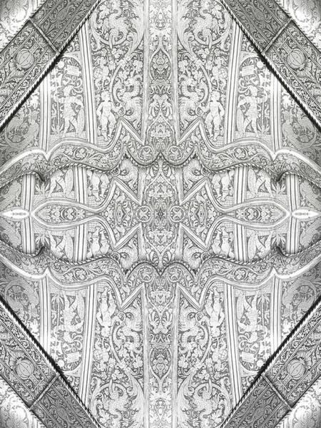 Mixed Media - Armor Study 1 by Tony Rubino