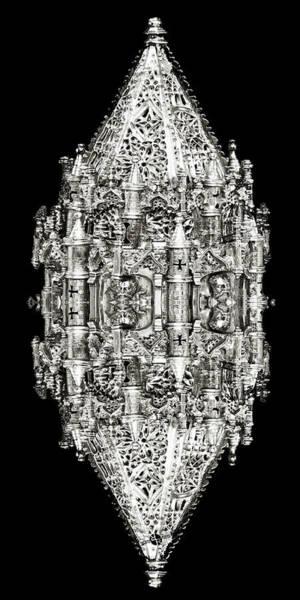 Mixed Media - Armor Study 2 by Tony Rubino