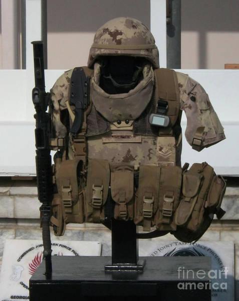 Army Gear Art Print