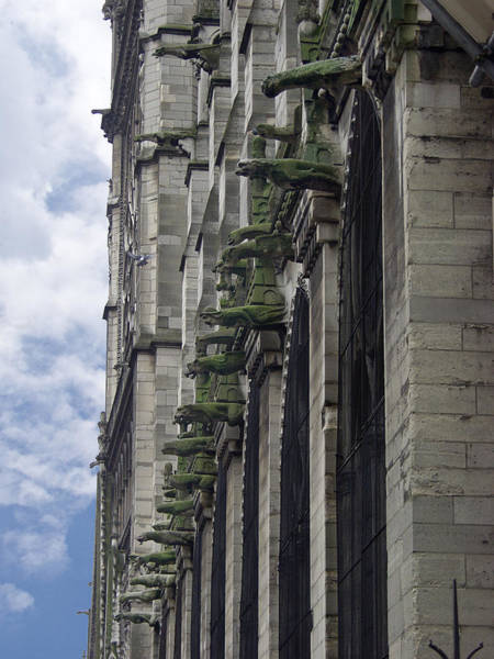 Photograph - Army Of Gargoyles by Mark Currier