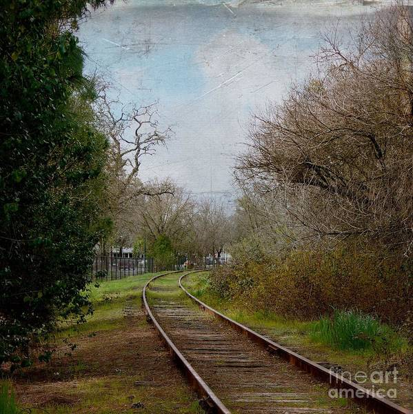 Photograph - Around The Bend by Charlene Mitchell