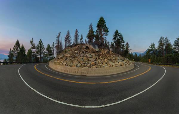 Photograph - Around The Bend by Jonathan Hansen