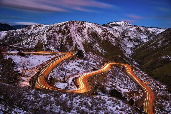 Photograph - Around The Bends by Darren White