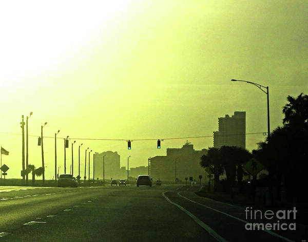 Photograph - Arrival 2  Perdido Key Fl by Lizi Beard-Ward