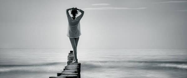 Lisa Photograph - Arrived by Margit Lisa Roeder