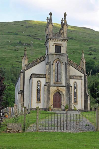 Photograph - Arrochar Parish Church by Tony Murtagh