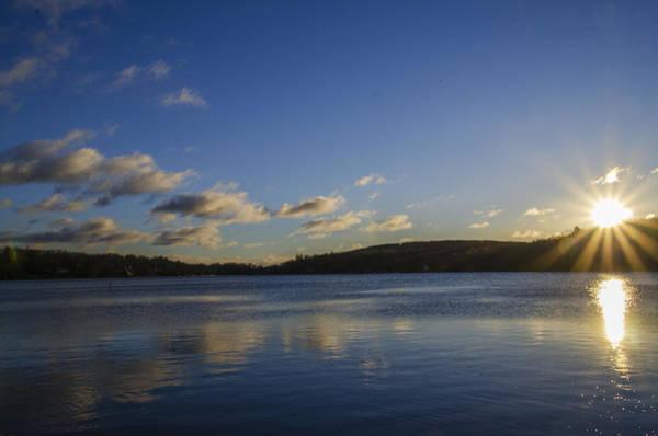Wall Art - Photograph - Arrowhead Lake At Dawn by Bill Cannon