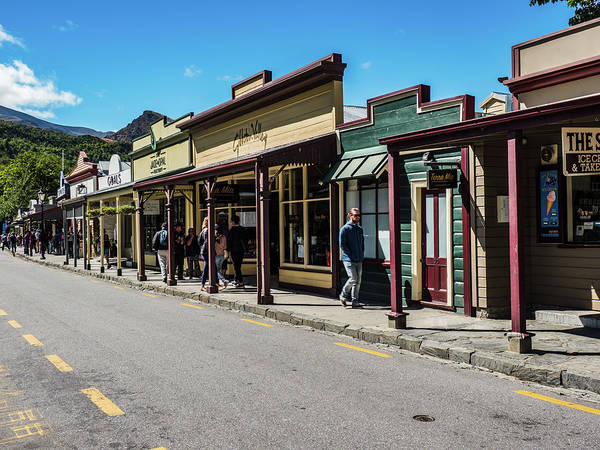Photograph - Arrowtown, Nz by Walt Sterneman