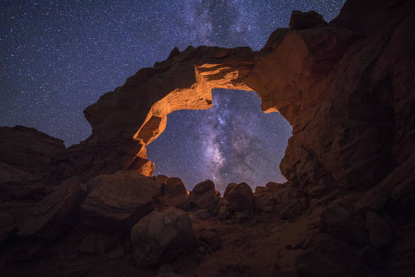 Robbers Photograph - Arsenic by Dustin  LeFevre