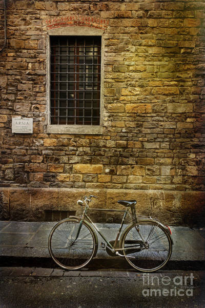 Photograph - Arsia Bicycle by Craig J Satterlee