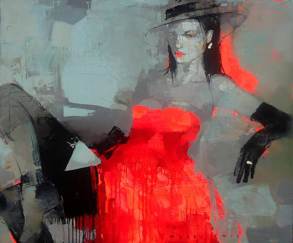 Wall Art - Painting - Art 7 by Viktor Sheleg