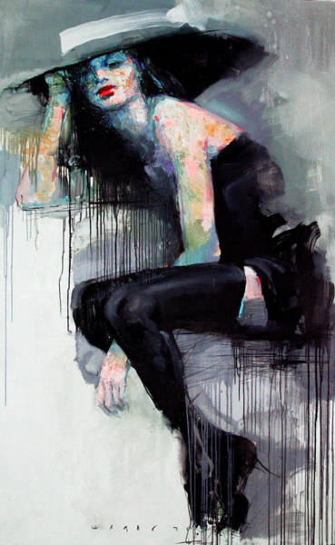 Wall Art - Painting - Relax by Viktor Sheleg