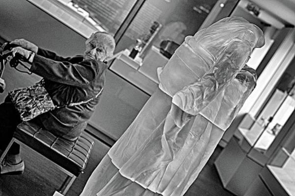 Photograph - Art Appreciation 102 by Patrick Groleau